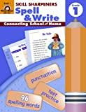 Spell & Write, Grade 1 (Skill Sharpeners Spell & Write)