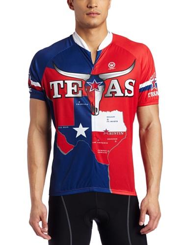 Buy Low Price Canari Cyclewear Men's Texas 2 Short Sleeve Cycling  Jersey (12184 M TEXAS 2 JERSEY)