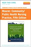 img - for Community/Public Health Nursing Online for Community/Public Health Nursing Practice (User Guide and Access Code), 5e book / textbook / text book