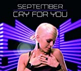 September - Cry For You - B1 Recordings - 1782435, B1 Recordings - 06025 1782435 5