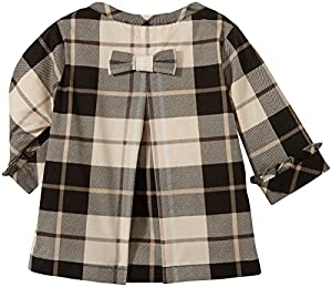 kate spade york Baby Girls' Plaid Tunic (Baby)