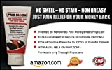 Pain Block - Pain Relief Rub Cream 2 oz for Back, Joint, Knee, Shoulder, Rheumatoid Arthritis, Muscle, Neck, Fibromyalgia, Carpal Tunnel, Gout, Tendonitis, Plantar Fasciitis, Running Pain, Ganglion Cysts | Speeds Healing | 100% Guaranteed to Relieve Pain