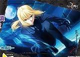Fate/Zero ミニクリアポスター/A セイバー