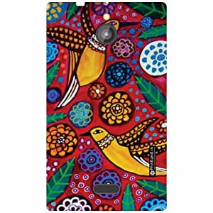 Nokia X2 Printed Mobile Back Cover