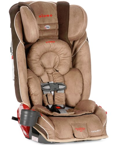 Diono Radian Rxt Convertible Car Seat - Bentley front-709499