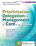img - for Prioritization, Delegation, & Management of Care for the NCLEX-RN  Exam book / textbook / text book