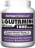 Jarrow Formulas, L-Glutamine, 35.3 oz (1000 g) Powder (TRIPLE PACK)
