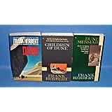 Dune Trilogy Box Set Dune, Dune Messiah, Children of Dune