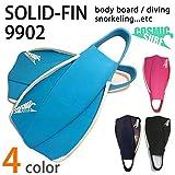 ∴ ∴ボディボード フィン COSMIC SURF(コスミックサーフ) ボディーボード FIN 足ひれ MCS-69902B ユニセックス 男女兼用 ダイビング / スノーケル NAVY M