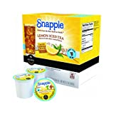 Keurig 114077 Snapple Lemon Iced Tea K-cup, 16-count