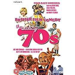 British Film Comedy: The Saucy 70s