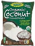 Let's Do...Organic Shredded Coconut, Food Service Size, 22-Pound Bag