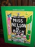 Miss Nelson is Back (0590334670) by Harry Allard