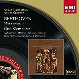 Beethoven: Missa Solemnis ~ Klemperer