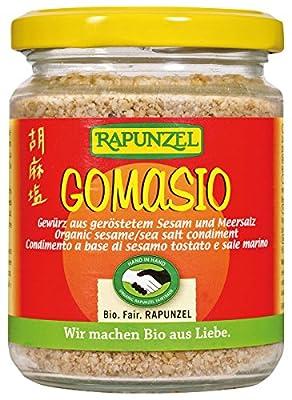 Bio Gomasio, Sesam und Meersalz - Rapunzel von Rapunzel auf Gewürze Shop