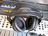 Post Audio New M680 Professional Monitoring Headphones Closed Back for DJ or Studio