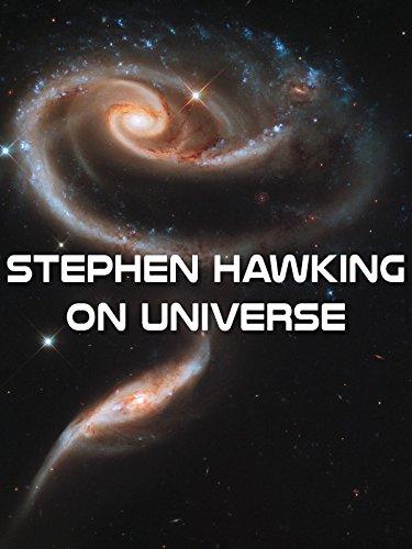 Stephen Hawking on Universe on Amazon Prime Instant Video UK