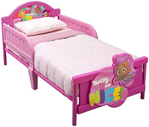 Nickelodeon Bubble Guppies 3D Bed - 1