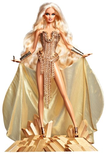 Barbie-Collector-X8263-Blonds-Blond-Gold