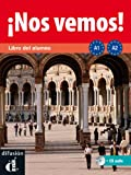 img - for Nos vemos! A1-A2. Libro del alumno + 2 CD audio (Spanish Edition) book / textbook / text book