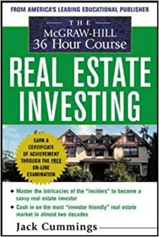 The mcgraw hill 36 hour real estate investment course for Mcgraw hill real estate