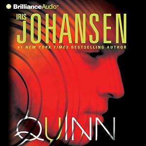 Quinn: An Eve Duncan Forensics Thriller   [Iris Johansen]