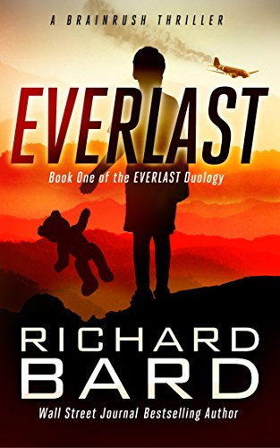 Start your week with a chance to win a Brand New Kindle Fire HD 6!From Everlast, a BRAINRUSH Thriller: Book One of the Everlast Duology by Richard Bard