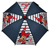 Trade Mark Collections Disney Minnie Mouse Umbrella (Blue/White)