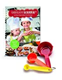 Book - Kinderleichte Becherk�che - Leckere Backideen f�r Kinder: Backset inkl. 3-teiliges Messbecher-Set