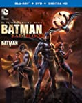 Batman: Bad Blood [Blu-ray + DVD + Di...