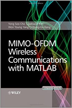 Mimo-ofdm wireless communications with matlab free download
