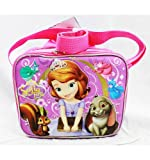 Sofia the First Lunch Bag, Shoulder Bag with Long Strap, New for Winter 2014