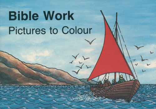 Bible Work (Colouring Books)