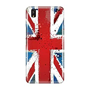 A And B Mobile Back Cover For Oneplus X (1Plusx_3D_025)