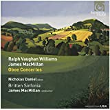 Ralph Vaughan Williams & James MacMillan: Oboe Concertos [+digital booklet]