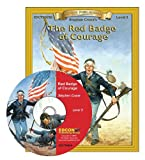 Red Badge of Courage Read Along: Bring the Classics to Life Book and Audio CD Level 3 [With CD]
