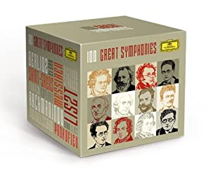 100 Great Symphonies (DG box set) from Decca (UMO)