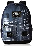 Superdry Unisex Backpack (Dark Navy)