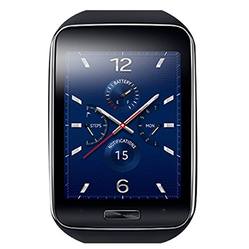 Samsung-Galaxy-Gear-S-R750W-Smart-Watch-With-Curved-Super-Amoled-Display-Black