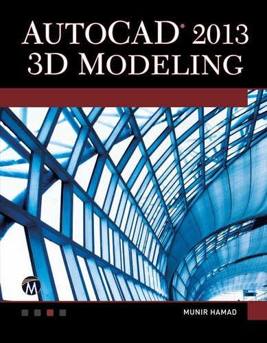 AutoCAD 2013 3D Modeling (Computer Science)