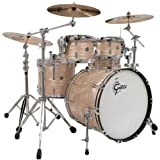 Gretsch Brooklyn 4-piece Drums Shell Set (Satin Emerald Green)