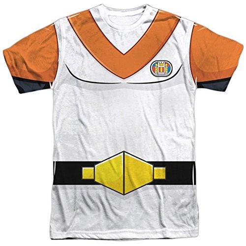Sublimation: Hunk Costume Voltron T-Shirt
