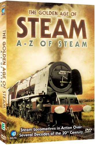 Golden Age Of Steam IMPORT Anglais IMPORT Dvd Edition simple
