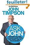 Ask John: Straight-talking, Common Se...