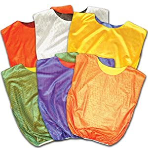 Reversible Mesh Scrimmage Vests (set of 12) by Champro