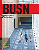 BUSN 7 (with CourseMate Printed Access Card) (New, Engaging Titles from 4ltr Press)