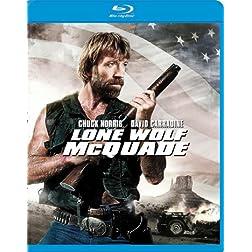 Lone Wolf Mcquade [Blu-ray]