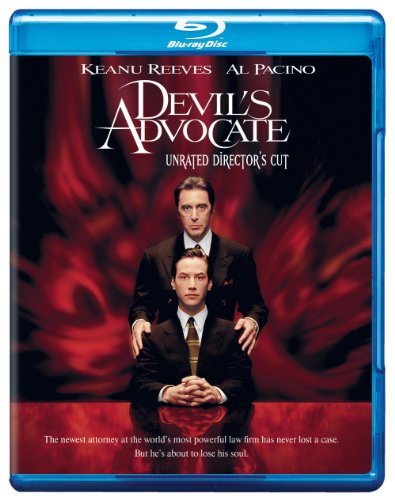 Devil's Advocate (Unrated Director's Cut) [Blu-ray]