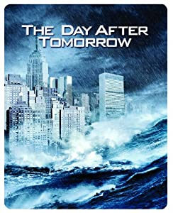 The Day After Tomorrow - Limited Edition Steelbook [Blu-ray] [2004]