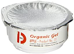 Big D 111 Organic Gel Deodorant, Apple Fragrance (Pack of 12)